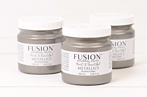fusion-mineral-paint- brushed steel