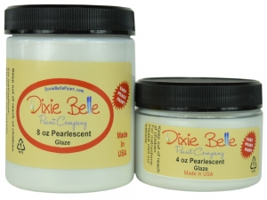 Glaze - pearlescent  dixie belle