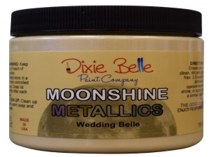 Moonshine Wedding Belle - metaliczna