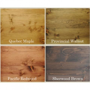 Bejca WOOD STAIN TEINTURE - Quebec  Maple